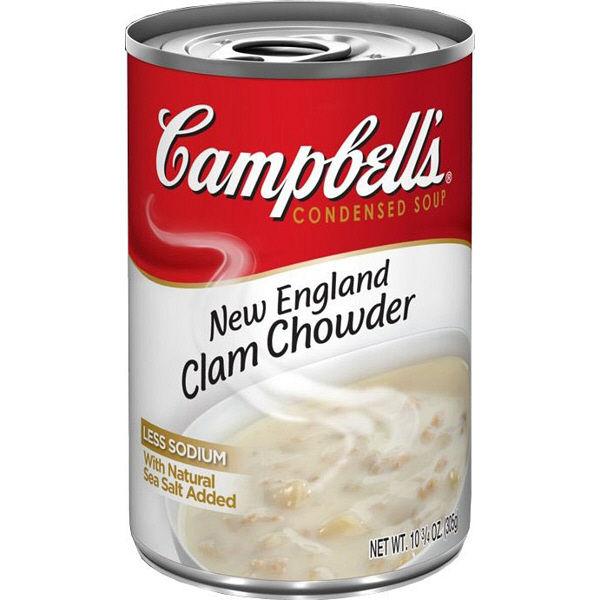 キャンベルNEクラムチャウダー 1缶