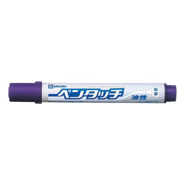 サクラクレパス ペンタッチ中字 紫 PK-M#24 10個(直送品)