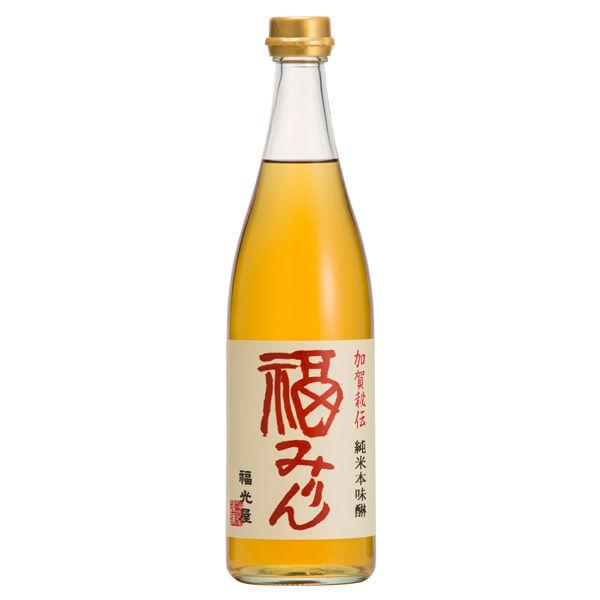 純米本味醂 福みりん 720m