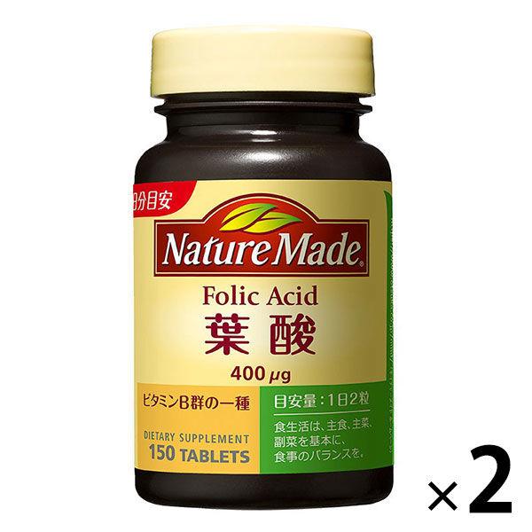 ネイチャーメイド 葉酸 150粒