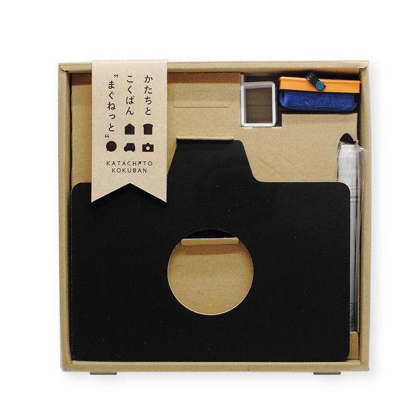 かたちとこくばんまぐねっとセット カメラ KTCT-S5 日本理化学工業(直送品)