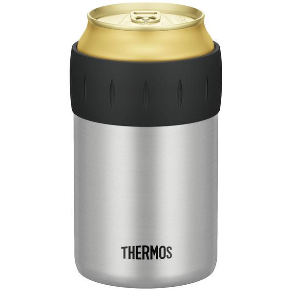 保冷缶ホルダー 350ml缶用 シルバー
