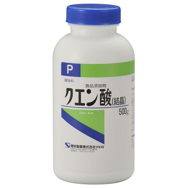 クエン酸(結晶)P 500g