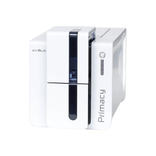 EVOLIS 直接印字型カラーカードプリンタ Primacy (片面機) 青 PM1HBS(直送品)