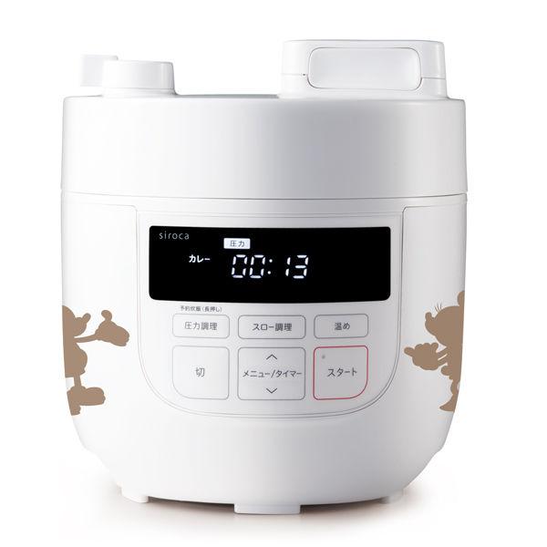 電気圧力鍋 SP-D131 ディズニー