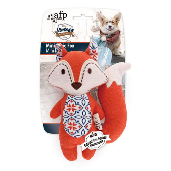 ミニ キューティーフォックス犬用おもちゃ