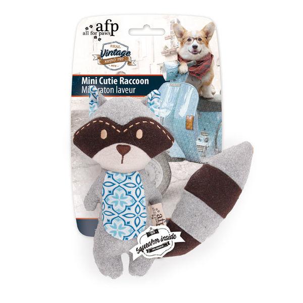 ミニキューティーアライグマ犬用 おもちゃ