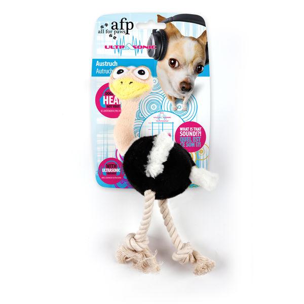 オーストリッチ 犬用 おもちゃ