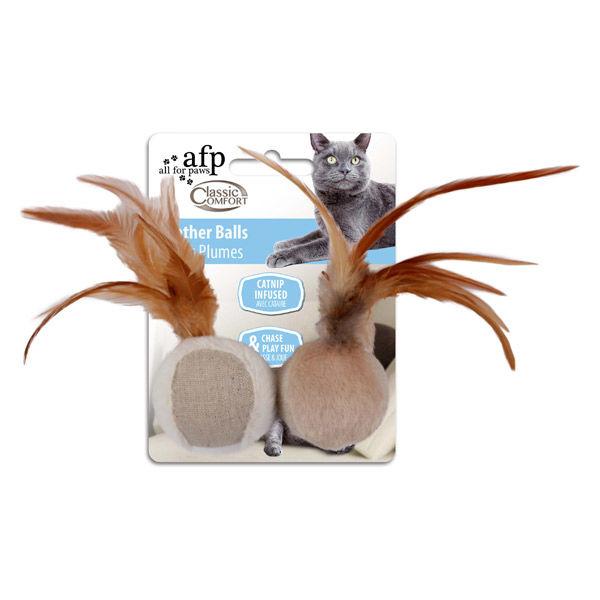 フェザー ボール 猫用 おもちゃ