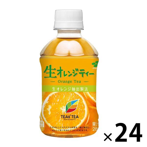 TEAS'TEA生オレンジ 280ml
