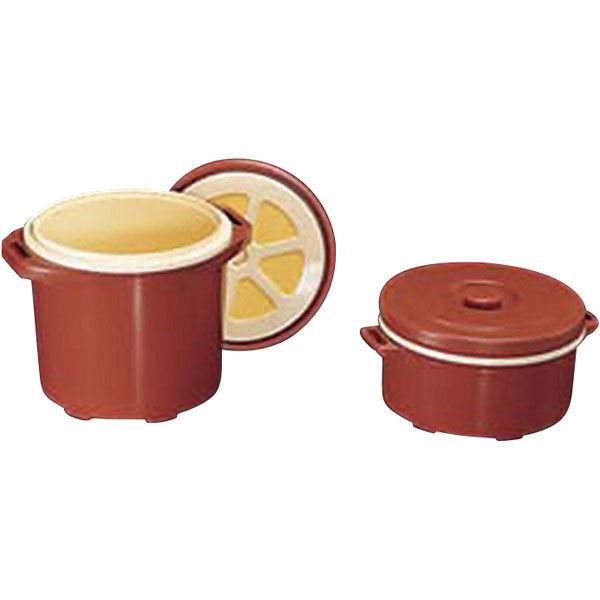 カンダ PC保温食缶 ごはん用 小 398005(直送品)