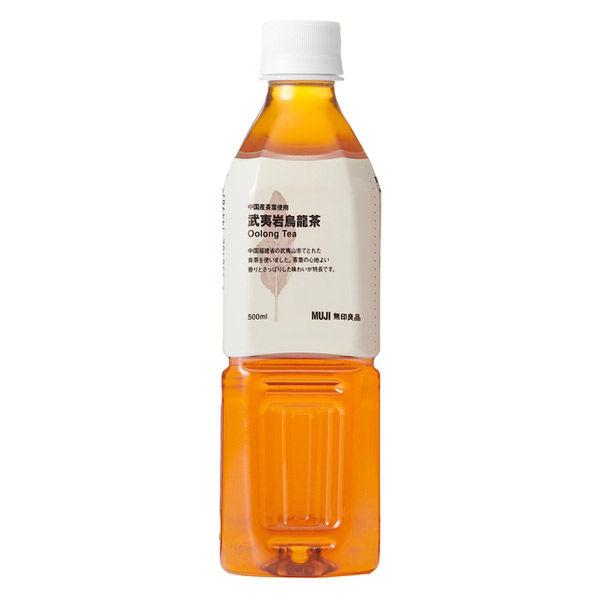 中国産茶葉使用 武夷岩烏龍茶 500ml