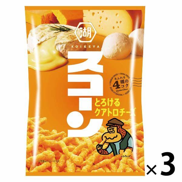 スコーン とろけるクアトロチーズ 3袋