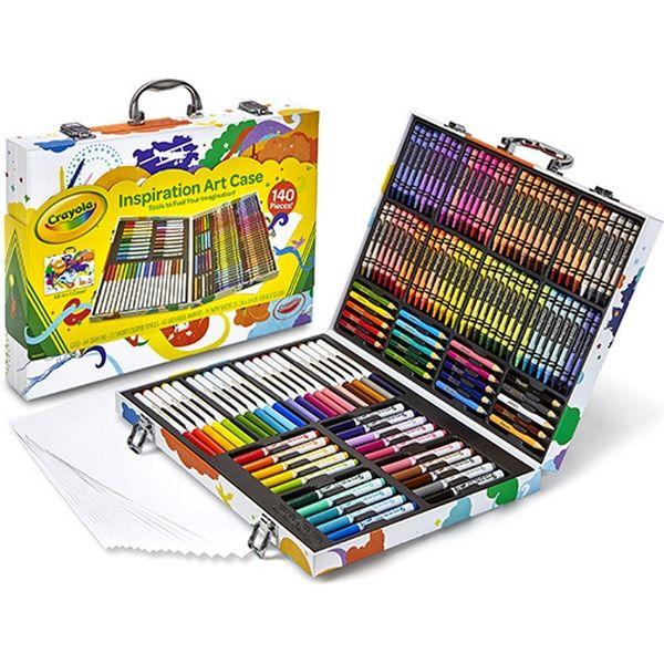 Crayola クレヨラ インスピレーションアートケース 0071662045326(直送品)