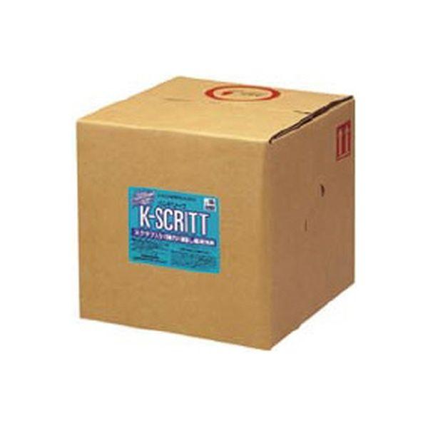 熊野油脂 K-スクリット ハンドソープ 詰替用 18L 707343(直送品)