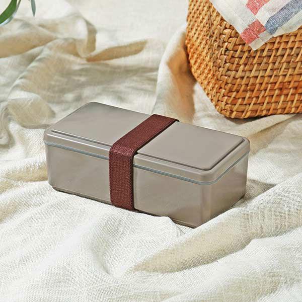フタが保冷剤になるランチBOX500ml