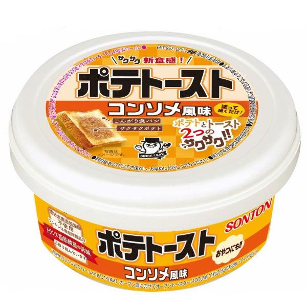 ポテトースト コンソメ風味 1個