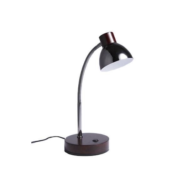 オリンピア照明 LEDテーブルランプ 木製ダークブラウン GS1704DB(直送品)