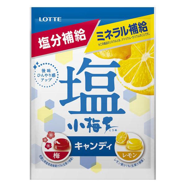 塩小梅(袋)<梅&レモン> 1個