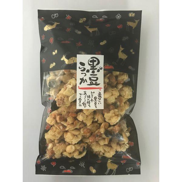 黒豆らっか 1セット(180g×2袋)