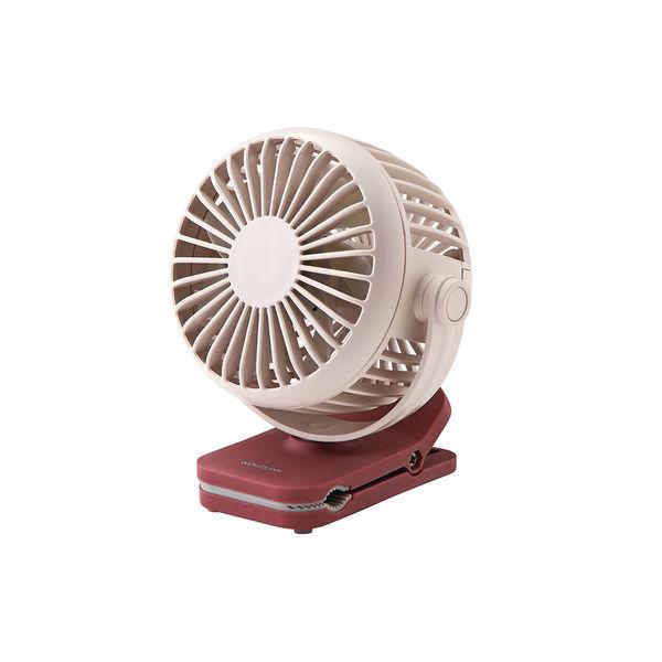 コイズミ ミニクリップ扇風機