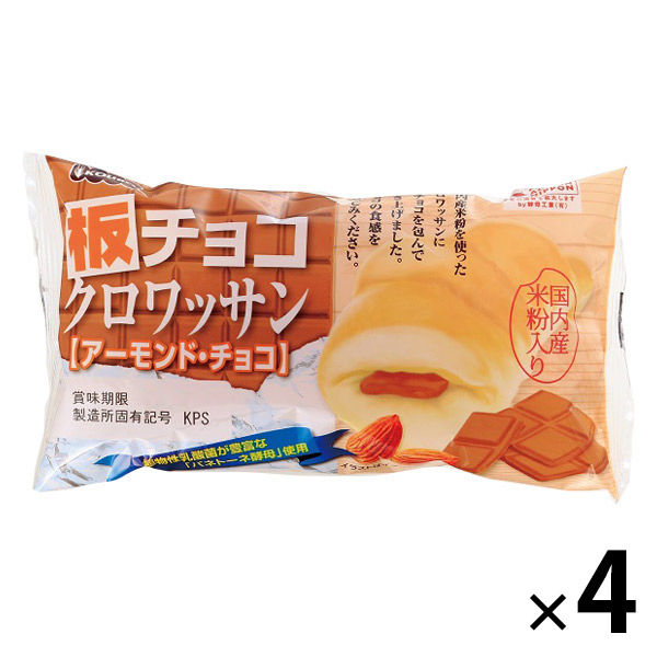 板 チョコ パン