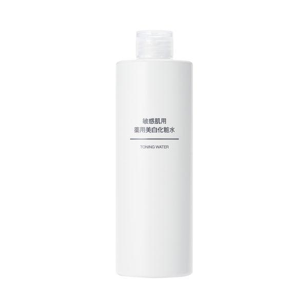 敏感肌用薬用美白化粧水 400mL