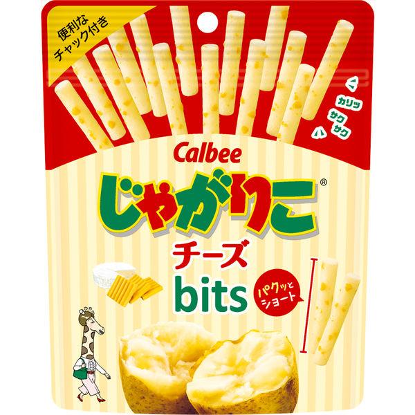 カルビー じゃがりこチーズbits 6袋
