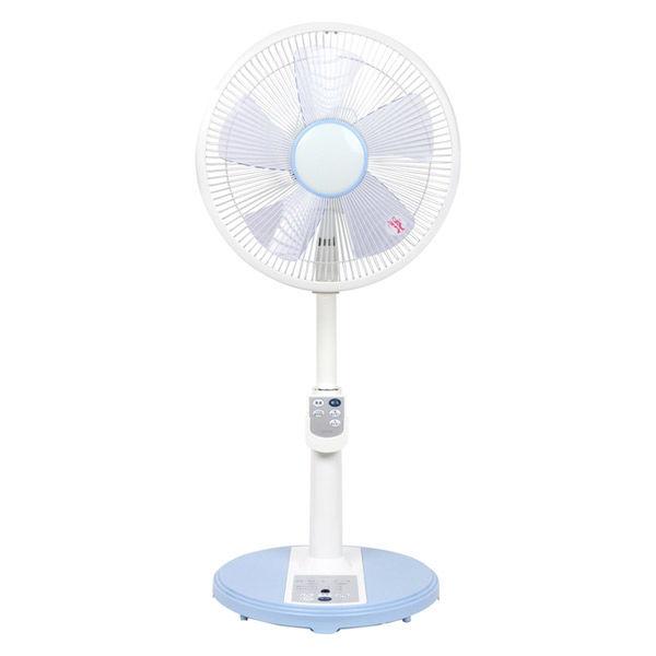 リモコンリビング扇風機 4段階風量切替