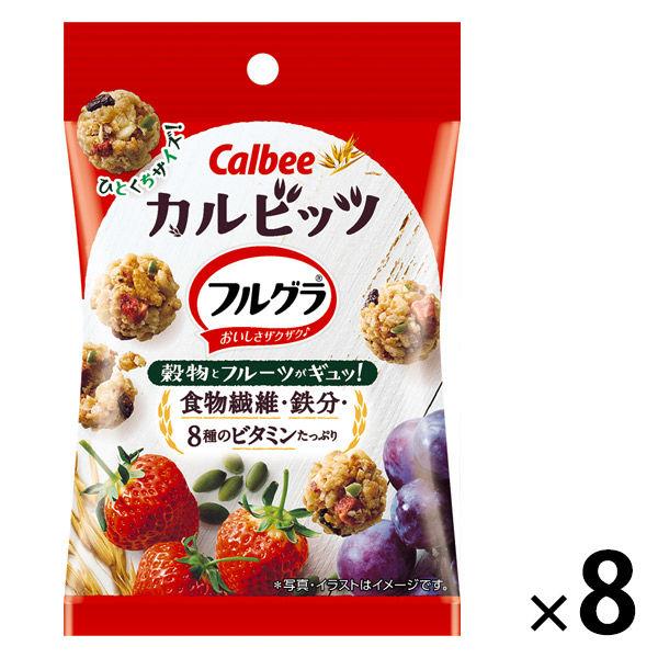 カルビッツ フルグラ 26g 8袋