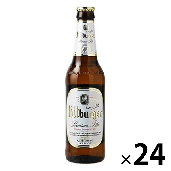ビットブルガープレミアムピルス 24本