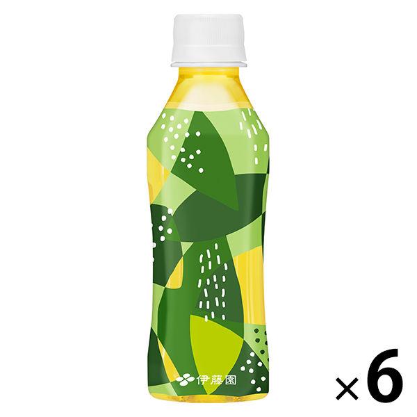 香り豊かなお茶 緑茶 265ml 6本