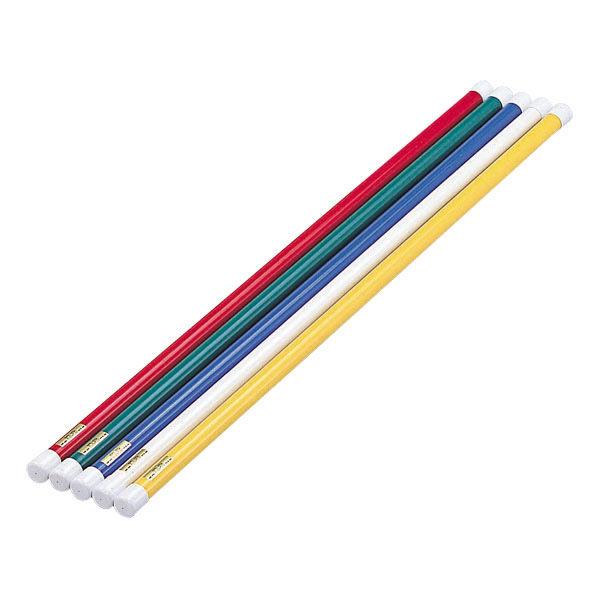 淡野製作所 カラー体操棒120 (5本1組) D344 1個(直送品)