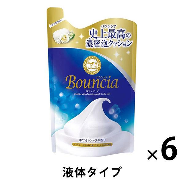 バウンシア ホワイトソープ 替6個