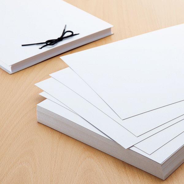 板目表紙 A5とじ用 5包(100枚入×5) 穴なし IT-05 今村紙工