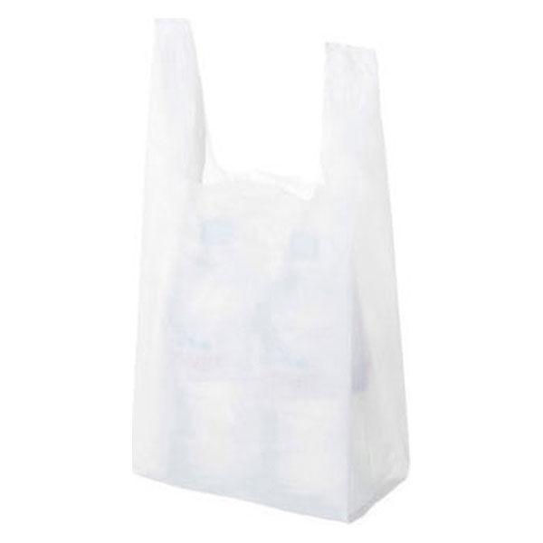 レジ袋 乳白 20号 1000枚
