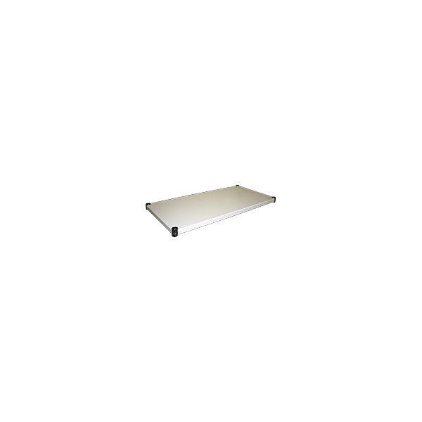 ホームエレクター ウッドシェルフ ホワイト 幅900mm×奥行450mm H1836WH1(直送品)