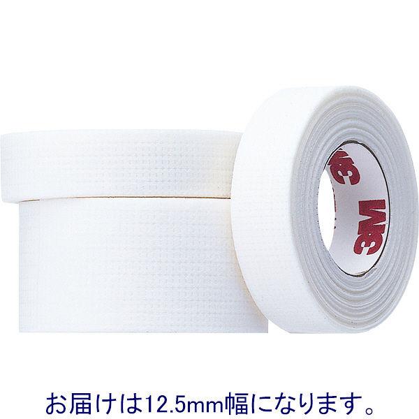 スリーエム ジャパン トランスポアTM ホワイトサージカルテープ 12.5mm×9.1m 1534SP-0 1箱(12巻入)