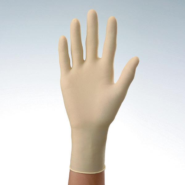 メディコムジャパン ディステックTM E-ラテックスグローブ パウダーフリー S D-1124B-E (使い捨て手袋)