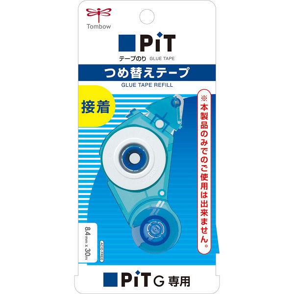 テープのり詰替 ピットテープG 10個