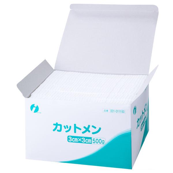 イワツキ カットメン 3×3cm 001-011150 1箱(500g入)