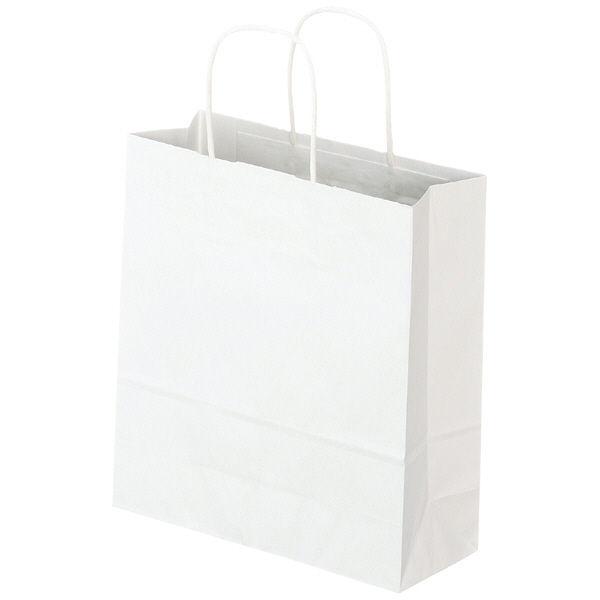 丸紐 手提げ紙袋 白 S 900枚