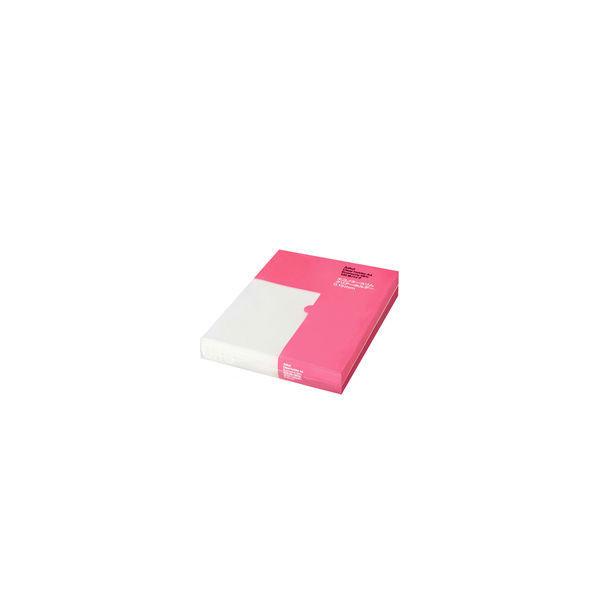 クリアホルダー A4 エコノミースリム 600枚 アスクル ファイル