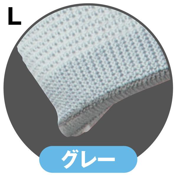 【現場のチカラ】 川西工業 ウレタン背抜き手袋 13ゲージ ホワイト L AK2951L 1袋(10双入)