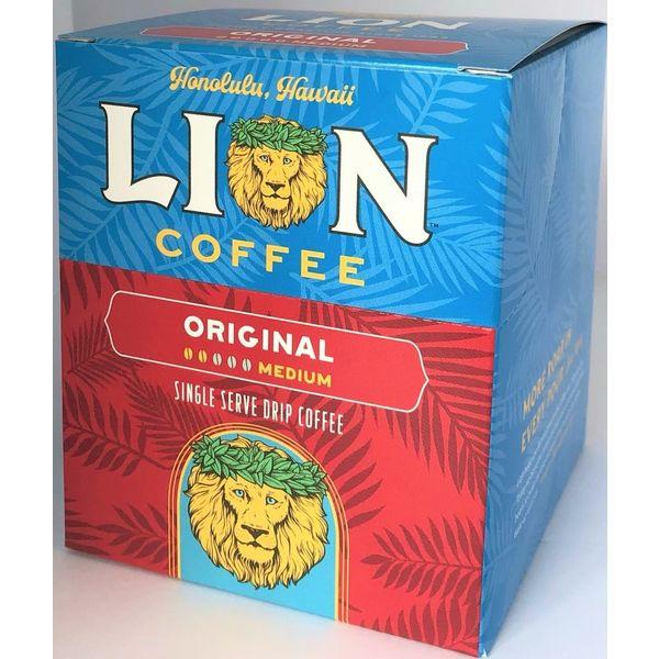 ライオンドリップコーヒー オリジナル