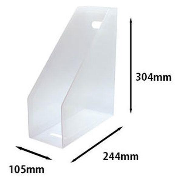 セキセイ クライマックスボックス(A4フリー) クリア SSS-805-90 1セット(5個)
