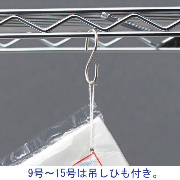 紐付 ポリ袋 半透明 12号 2000枚