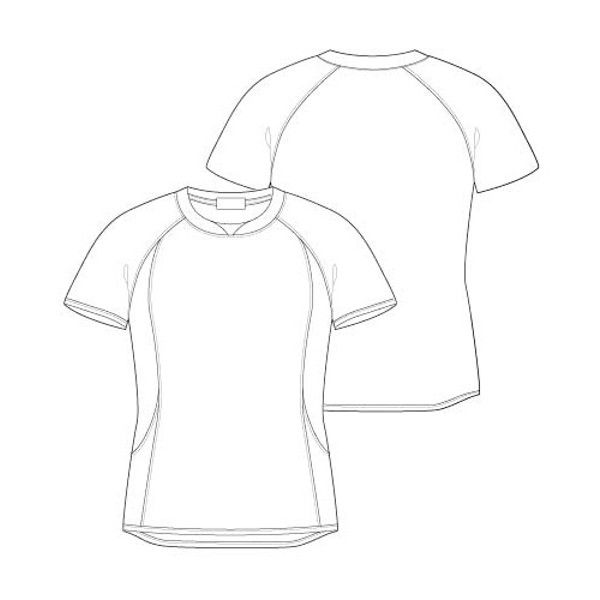 キラク 入浴介助用シャツ男女兼用 S
