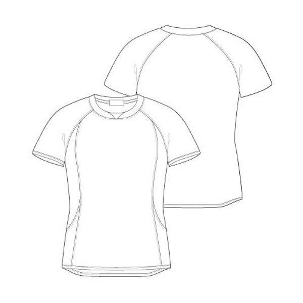キラク 入浴介助用シャツ男女兼用 3L