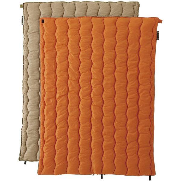 ロゴス2in1 Wサイズ丸洗い寝袋2